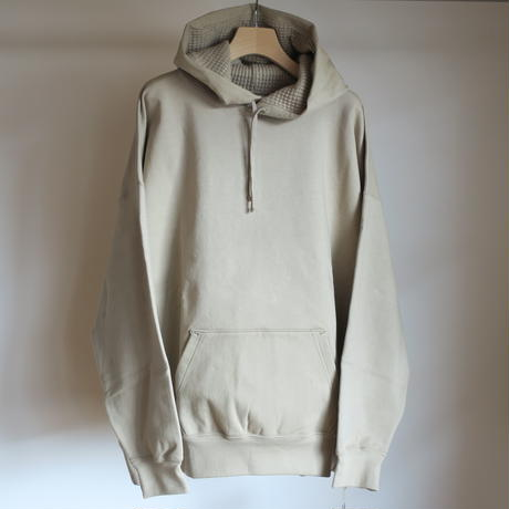 KAPTAIN SUNSHINE Stretch Sweat P/O Hoody  2colors