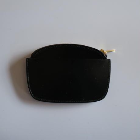 forme coin Purse cordovan BLACK