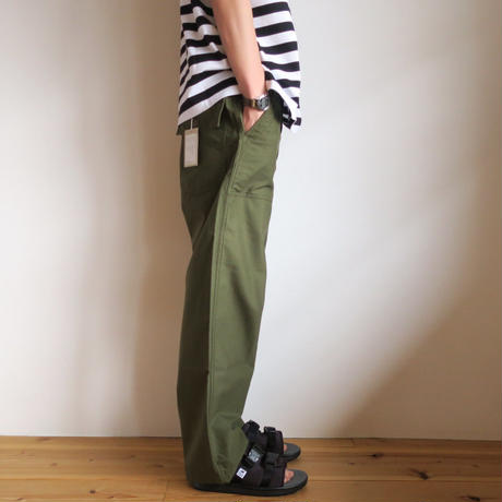 YAECA LIKE WEAR BAKER PANTS  SATIN 29603