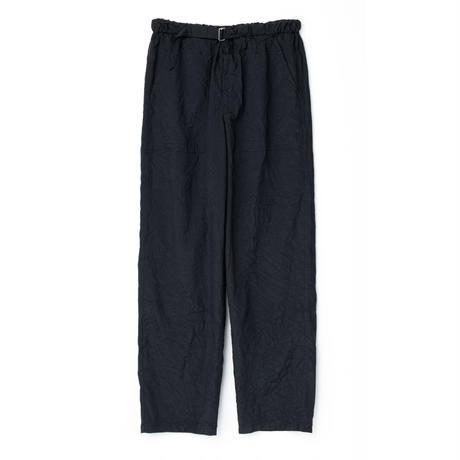 Graphpaper MEN Wrinkled Baker Shorts 3colors GM211-40088