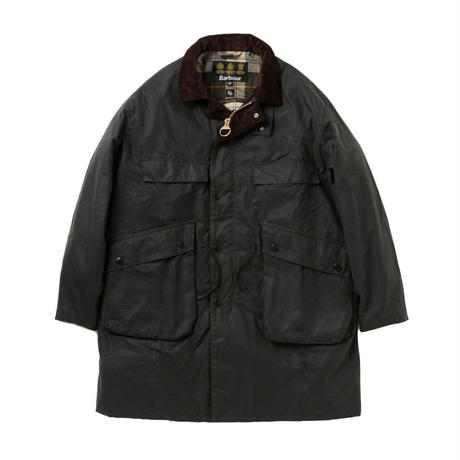 KAPTAIN SUNSHINE × Barbour Stand Callar Traveller Coat 2colors