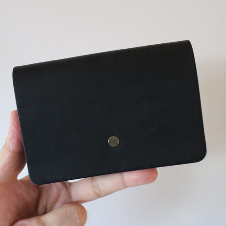 forme Hand Wallet Liscio 2colors