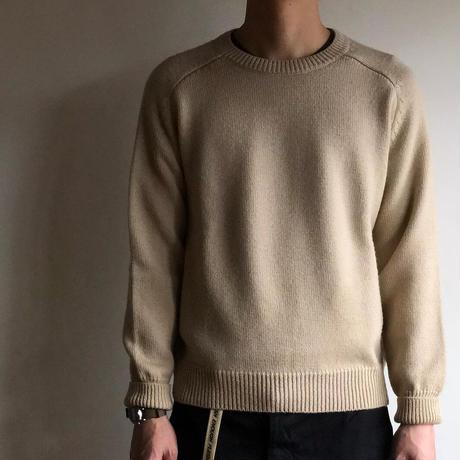 TORICI ウールセーター 2colors