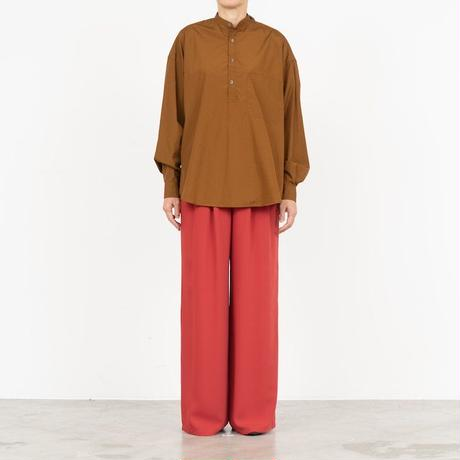 Graphpaper WOMEN Satin Easy Wide Pants 3colors GL213-40091