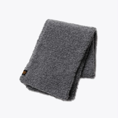 BATONER FLEECE WOOL PILE MUFFLER 3colors BN-20FI-013
