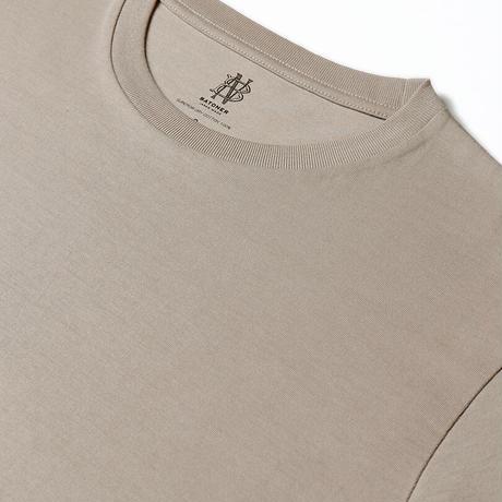 BATONER Men PACK T-SHIRT DEGREASE COTTON 4colors BN-21SM-046
