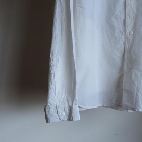 YAECA MEN COMFORT SHIRT STANDARD WHITE 10151