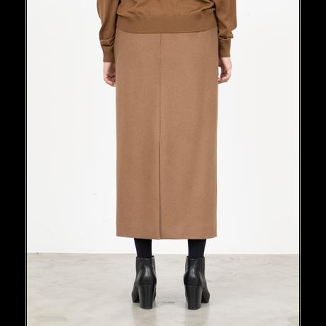 Graphpaper WOMEN Wool Beaver Tight Skirt 2colors GL213-40119B