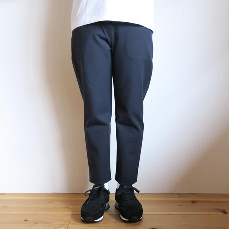 YAECA CONTEMPO WOMEN 2WAY PANTS スリムテーパード 08601