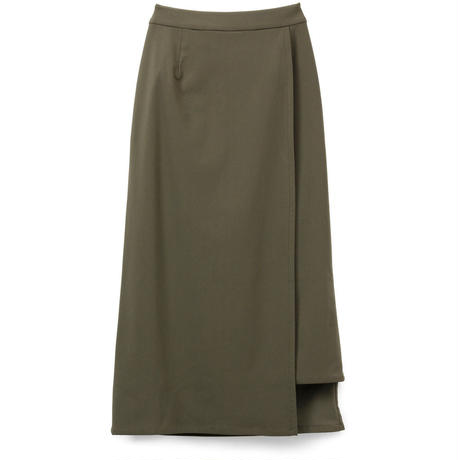 Graphpaper WOMEN Meryl Nylon Wrap Skirt 2colors GL193-40038B