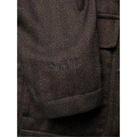 DAIWA  PIER 39 GORE-TEX INFINIUM™ TECH TWEED DUFFLE COAT 2COLORS BJ-20021W