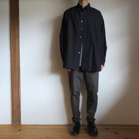 Graphpaper MEN Oxford Oversized B.D Shirt 3colors