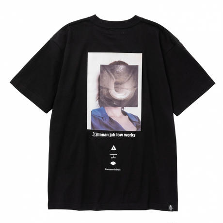 POET MEETS DUBWISE KILLMAN JAH LOW WORKS COLLAGE 2 TEE 2colors