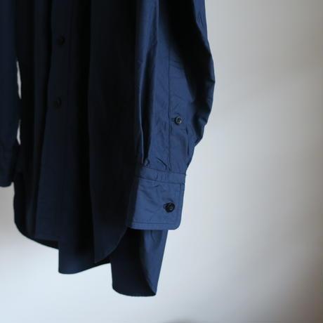 KAPTAIN SUNSHINE Big B.D Shirt NAVY