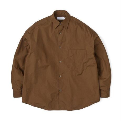 Graphpaper MEN Broad Regular Collar Shirt 3colors GM213-50108B