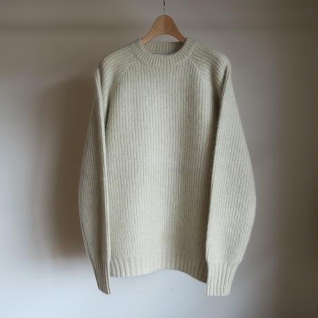 walenode Tibetan Yak Wool Fisherman Sweater 2colors