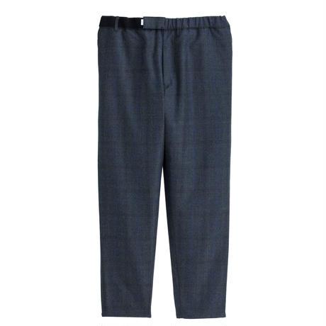 Graphpaper MEN Reda Check Cook pants 2colors GM193-40099