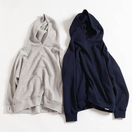 "NOWHAW ""sleep"" parka NAVY"