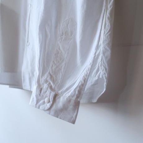 YAECA MEN COMFORT SHIRT STANDARD WHITE 18151