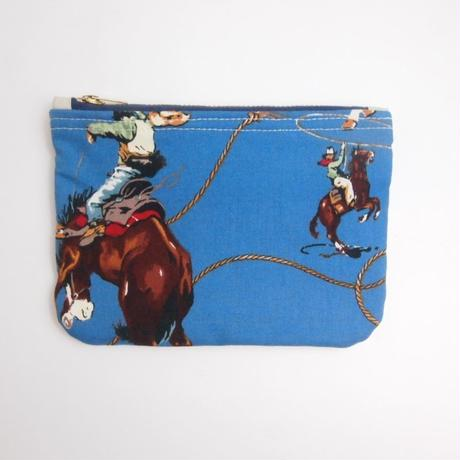 "Be prepared ""old memories"" pouch Size M cowboy"