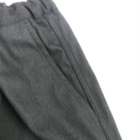 """Be prepared """"1tuck """" Easy shorts  charcoal"""