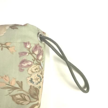 "Be prepared ""old memories"" PROTECTION  The Scout Basic Essentials Bag  FLORAL ANTIQUE   mint green02"