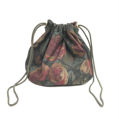 "Be prepared ""old memories"" PROTECTION The Scout Basic Essentials Bag  FLORAL ANTIQUE"