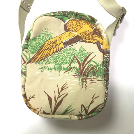 "Be prepared ""old memories"" tiny Shoulder Bag Birds  B"