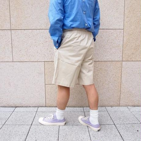 "Be prepared ""Better off"" Easy shorts off white"