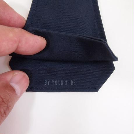"""Be prepared """"By your side"""" Key case   navy"""