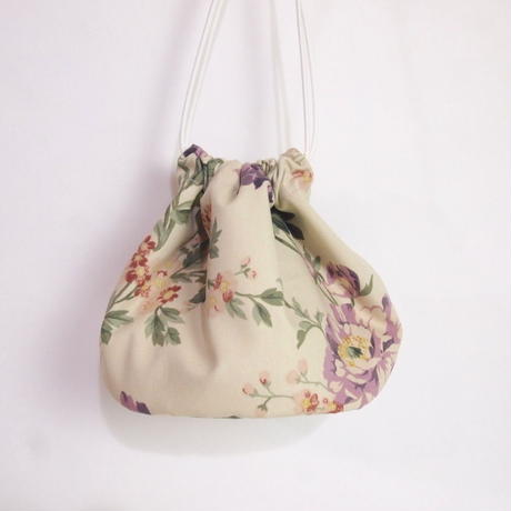 """Be prepared """"old memories"""" PROTECTION The Scout Basic Essentials Bag  FLORAL ANTIQUE   01"""