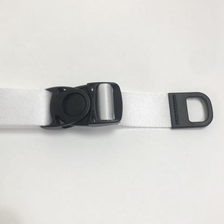 "Be prepared  ""Snake Bite"" Belt WHITE"