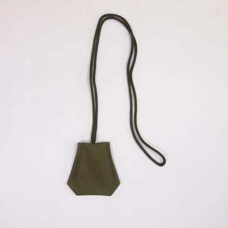 """Be prepared """"By your side"""" Key case   khaki"""