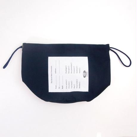 """Be prepared """"PROTECTION"""" The Scout Basic Essentials Bag navy"""
