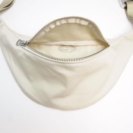 "Be prepared overspec ""I Wonder"" Waist Bag  off white"