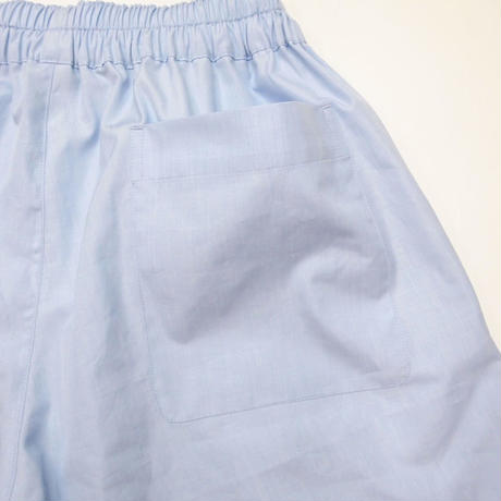 "Be prepared ""Better off"" Easy shorts 2 TM Sax blue"