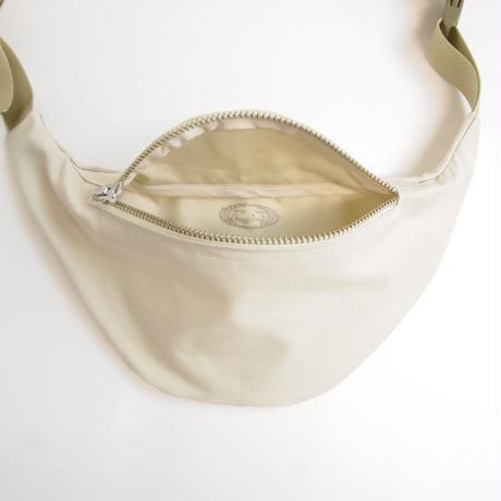 "Be prepared ""I Wonder"" Waist Bag  off white"