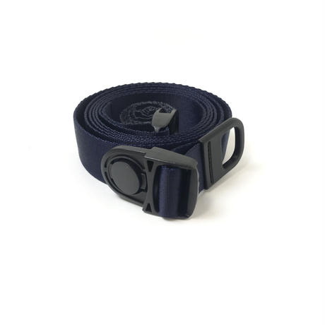 "Be prepared  ""Snake Bite"" Belt Navy"