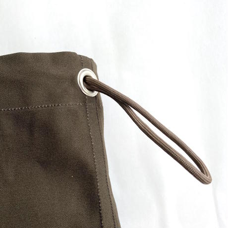 "Be prepared ""PROTECTION"" The Scout Basic Essentials Bag  Brown"