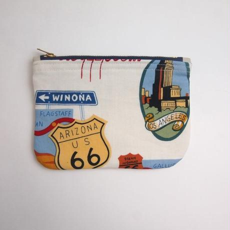 "Be prepared ""old memories"" pouch Size M Map"