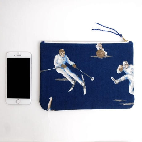"""Be prepared """"old memories"""" pouch Size L sports"""