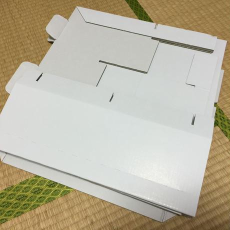 一五式簡易紙製什器 KAMINOTANA(同人誌即売会・イベント向け紙製什器)