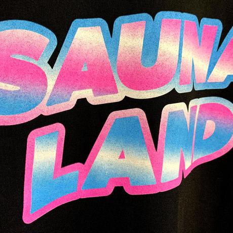 限定 サウナランド オリジナル Tシャツ S サイズ 黒 送料無料