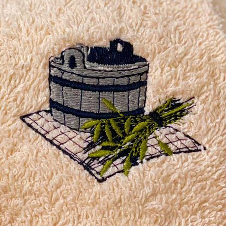 サウナを愛でたい フラミンゴ  サウナ ハット 新品 Namu Tekstile タオル地 コットン 洗える Sauna Hat サ道 サウナイキタイ 男女兼用