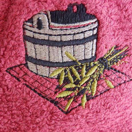 サウナを愛でたい ブランド サウナ ハット 新品 Namu Tekstile タオル地 コットン 洗える Sauna Hat サ道 サウナイキタイ 男女兼用
