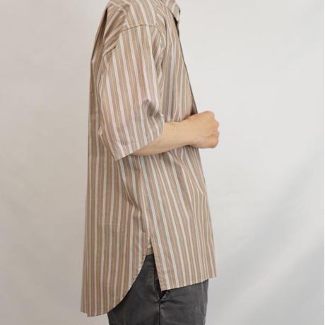 FRONT FLAT SHIRTS/BET-S08001-211-BEIGE