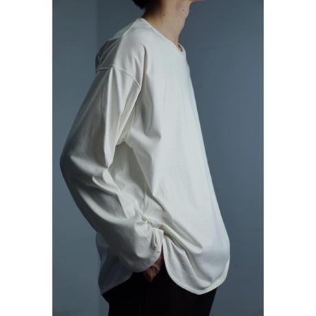 3tuck long sleeve/BET-K09001-212-WHITE