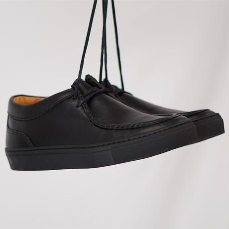 PICCANTE Tyrolean Shoes -BLACK