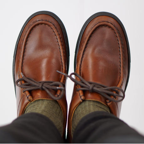 PICCANTE Tyrolean Shoes -BROWN