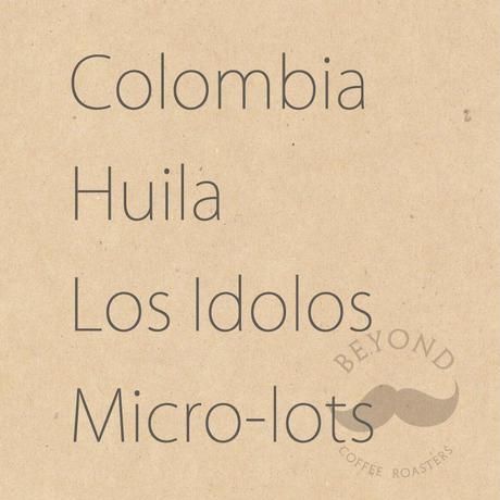 Colombia Huila Los Idolos Micro-lots - 200g